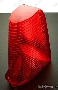 New 1961 1964 Lincoln Tail Light Lamp Lens Includes Inner Clear Optic Lens