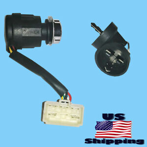 Yanmar Ignition Switch For Ydg2700 Ydg3700 Ydg5500 Diesel Generator Key On Off