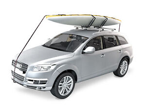 Kayak Carrier Roof Rack Canoe Boat Surf Cross J Bar Holder Car Suv Truck