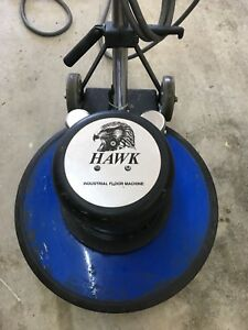 Hawk Floor Scrubber Polisher Cleaner Wax