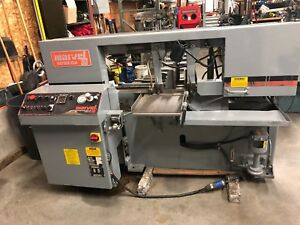 Marvel 13a Full Automatic Horizontal Band Saw