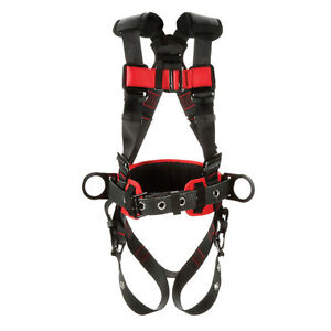 Standard Construction Style Positioning Harness Size X large Lot Of 1