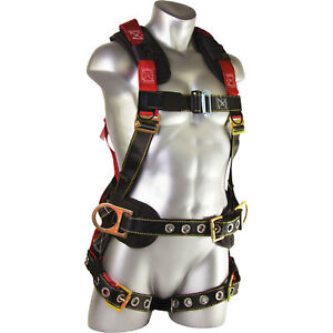 Seraph Construction Harness D rings Xl 2xl Lot Of 1