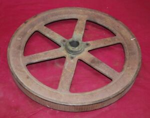 1 1 2 Hp John Deere Model E Pulley Side Flywheel Gas Engine Motor