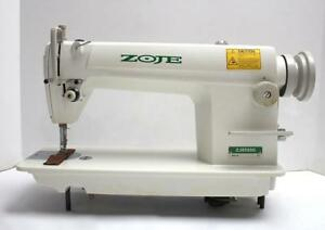 Zoje Zj8500g Straight Lockstitch Reverse Industrial Sewing Machine Head Only New