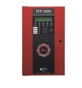 Silent Knight Fire System Ifp 2000
