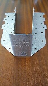 Simpson Strong Tie Hus210 2 inch By 10 inch Face Mount Joist Hanger Lot Of 12