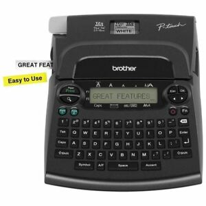 Brother P touch Pt 1890sc Deluxe Home Office Labeler Label Maker Business Food