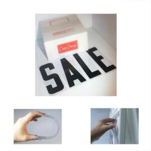 Sign Poster Kits 8 Portable Letters For Outdoor Changeable Flex Letter Signs