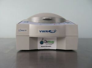 Vwr Galaxy16 D Mini Centrifuge With Warranty See Video