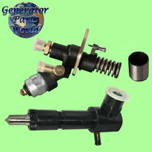 Etq Electric Fuel Pump Right Port Injector For Dg5500le Dg6le Electric Diesel