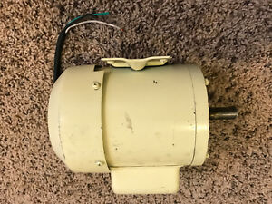 Electric Motor 1 4 Hp 115 V A c Motor 120