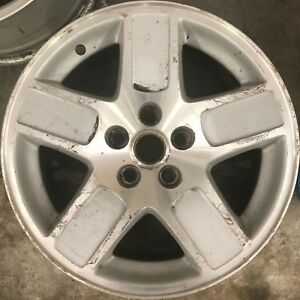 17 Inch 05 06 07 Dodge Magnum Charger Rwd Silver Machined Oem Wheel Rim 2246 C