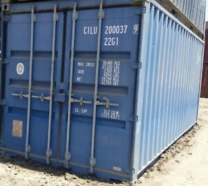 20 Standard Shipping Container Sale In St Louis Missouri