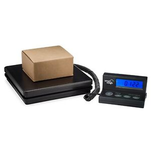 Digital Shipping And Postal Weight Scale 110 Lbs X 0 1 Oz Ups Usps Post Office