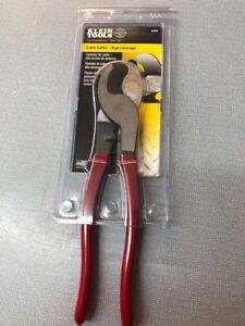Brand New Klein Tools Cable Cutter high leverage 63050 Made In Us Free Shipping