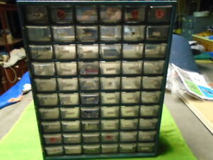 50 Drawer Parts Cabinet