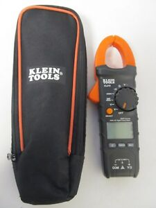 Klein Tools Cl210 Ac Auto ranging Digital Clamp Meter With Case
