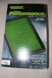 New Green High Performance Air Filter 2320 2002 2003 Ford Diesel Pickup 7 3l