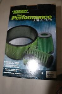 New Green High Performance Air Filter 2499 Chevrolet 2004 Colorado gmc Canyon