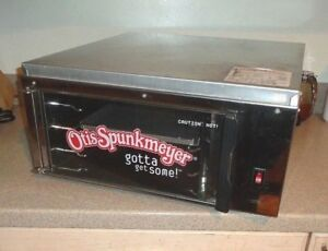 Otis Spunkmeyer Convection Oven Cookie Oven Model Os 1 W 1 Tray Tested