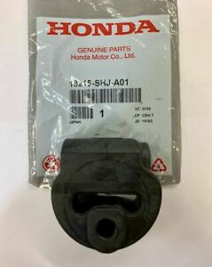 Genuine Honda Muffler Exhaust Rubber Mount 18215 shj a01