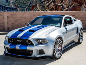 2018 Ford 18 Mustang 10 Inch Vinyl Racing Stripe Graphic Decal Sticker 36 Feet