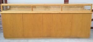 Retail Display Counter Cabinet 9