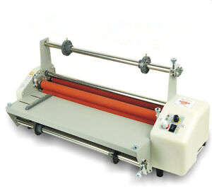 12th 8350t A3 Four Rollers Laminator Hot Roll Laminating Machine