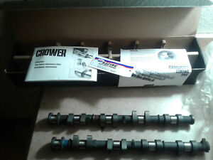 Crower Stage 4 3 4 Race Camshafts For 2003 06 Ford Focus 2 0 2 3l Duratec Dohc