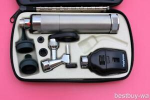 Welch Allyn Diagnostic Set W 21700 Operating Otoscope Ophthalmoscope