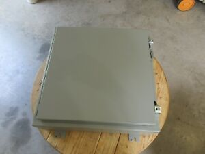 Hoffman A202006lp Nema Type 12 Enclosure 20 x20 x6 New In Box