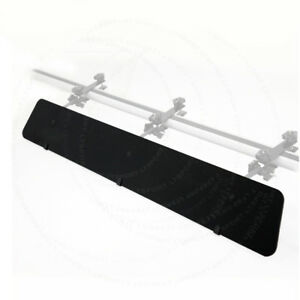 For Subaru Air Aerodynamic Wind Fairing Roof Top Cross Bar Rack Air Deflector
