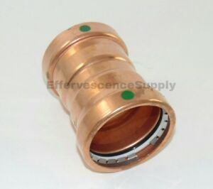 Viega 2 1 2 X 2 1 2 Propress Xl c Copper Coupling p1xp2 Lead Free