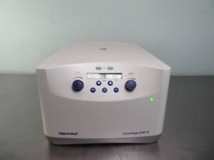 Eppendorf 5702r Refrigerated Centrifuge With Warranty See Video