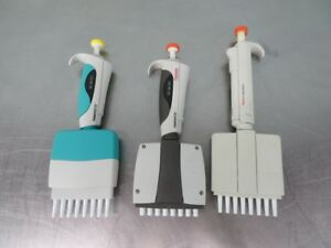 Thermo Finnpipette Multi Channel Pipette Package With Warranty