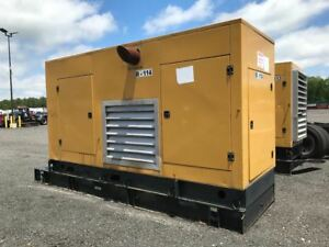 Caterpillar 3406 Diesel Engine Industrial 400kw Generator Weather Proof 400 Kw