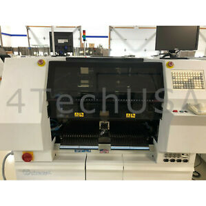 Universal Instruments Gsm 4685a Pick And Place Machine