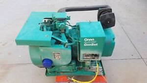 Onan 4 0 Rv Genset Generator 4kva Single Phase S n C803513803