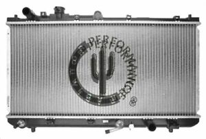 Radiator Excluding Mazdaspeed With Ac Fits 01 03 Mazda Protege 350458