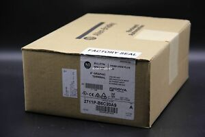 New Surplus Sealed Allen Bradley Panelview Plus 600 2711p b6c20a9 Ser A