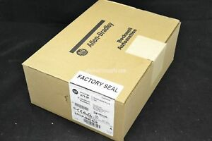 New Surplus Sealed Allen Bradley Panelview Plus 600 2711p b6c5d8 Ser A