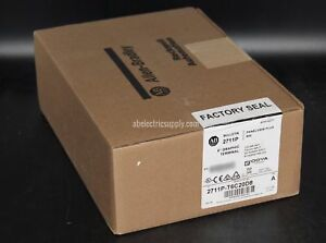 New Surplus Sealed Allen Bradley Panelview Plus 600 2711p t6c20d8 Ser A