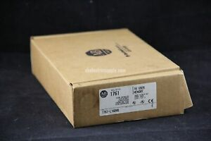New Surplus Allen Bradley Micrologix 1000 1761 l16bwb Series E