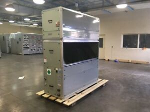 Trane Industrial Self contained Unit 15 Tons Water Cooled Ac