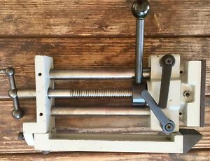 Maxisaw Cold Saw Material Clamp Vice