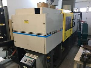 1997 110 Ton Roboshot Injection Molding Machine