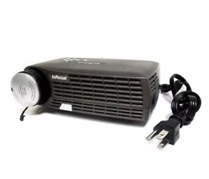 Infocus Lp70 Mobile Dlp Projector With Bag A v Cables And Start Guide