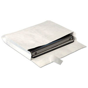Tyvek Booklet Expansion Mailer 10 X 13 X 2 White 100 carton R4610