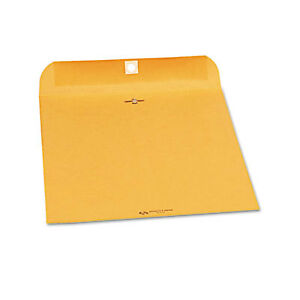 Clasp Envelope 9 X 12 28lb Brown Kraft 250 carton 37590
